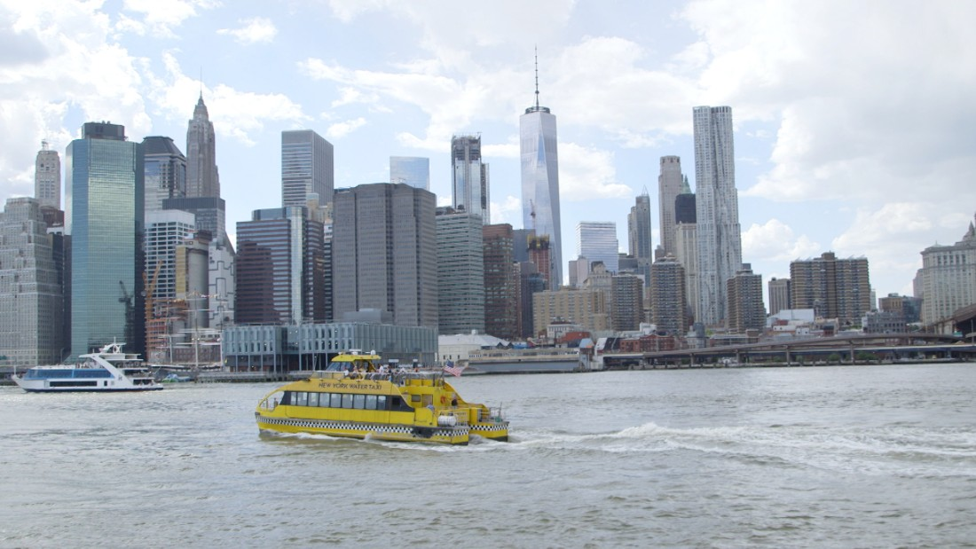 Liquid City: A New York City waterfront tour