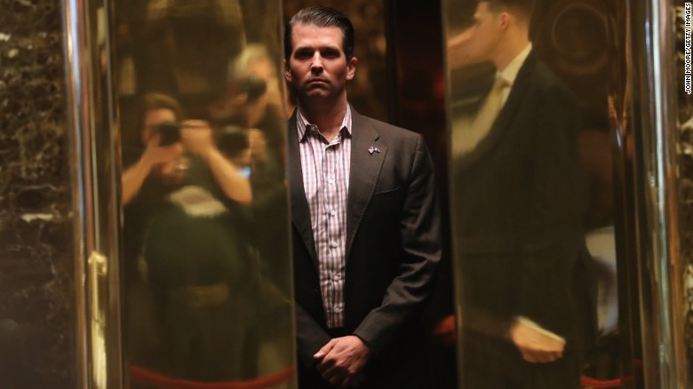 Don Jr to meet with Sen. investigators Thursday
