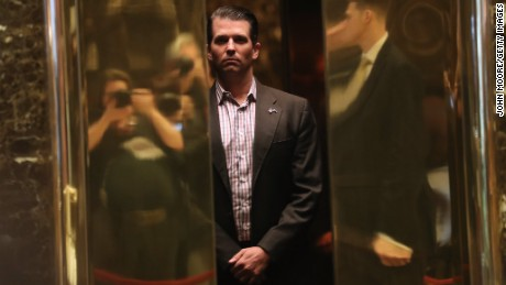 Fact check: Donald Trump Jr. v Donald Trump Jr.