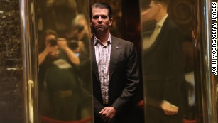 Donald Trump Jr. releases email chain on his Russian meeting