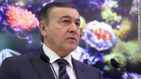 Aras Agalarov is the president of Crocus Group, which organized the 2013 Miss Universe pageant.
