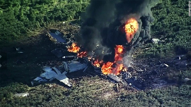 Questions linger in military plane crash