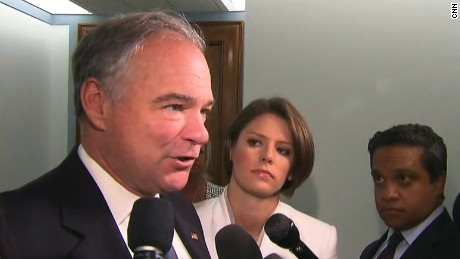 Kaine: Trump Jr. may have committed treason