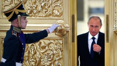 Putin Life