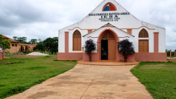 Mbanza Kongo is a town in northern Angola. It was also the capital of the former Kingdom of Kongo, which -- between the 14th and 19th centuries -- was a kingdom that stretched over much of Southern Africa.