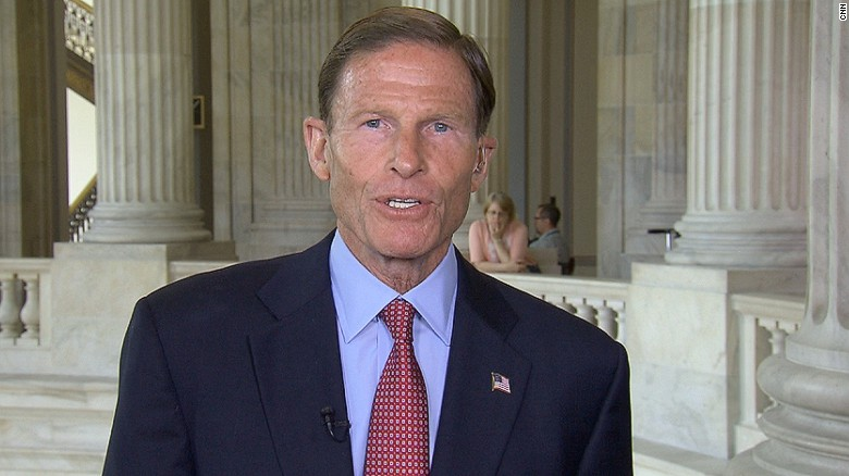 Blumenthal: These 3 words will haunt Trump Jr.