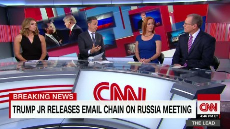TL Panel On Trump Jr Bombshell live_00033810