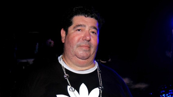 WATER MILL, NY - AUGUST 22: Rob Goldstone attends SIR IVAN hosts CASTLESTOCK 2009 to Benefit The PEACEMAN Foundation at Sir Ivan's Castle on August 22, 2009 in Water Mill, NY. (Photo by ADRIEL REBOH/Patrick McMullan via Getty Images)