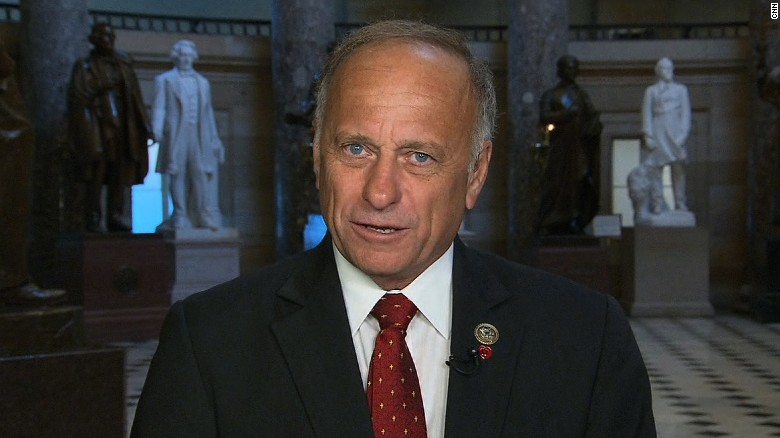 Rep. King: Use food stamp funds on border wall