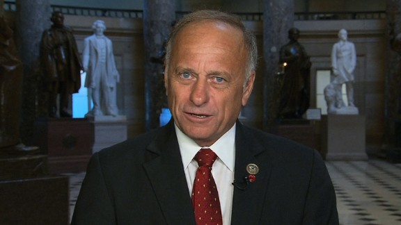 Rep. Steve King newday 7/12/17