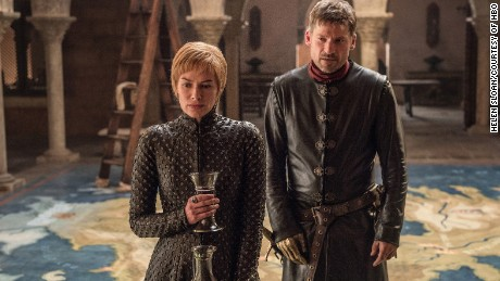 Lena Headey, Nikolaj Coster-Waldau in 'Game of Thrones'