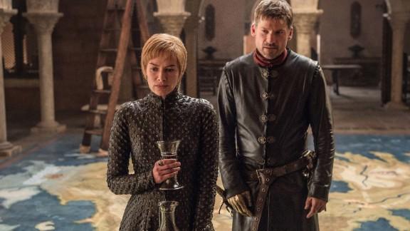 Lena Headey, Nikolaj Coster-Waldau in 'Game of Thrones'