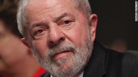 Brazil's former President Lula da Silva found guilty of corruption