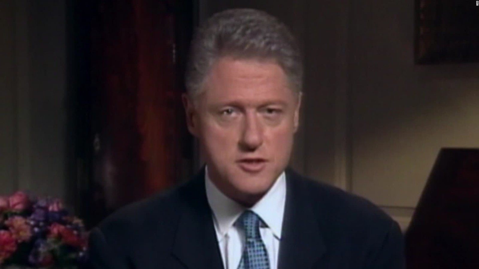 Judge ruled oral was not sex clinton