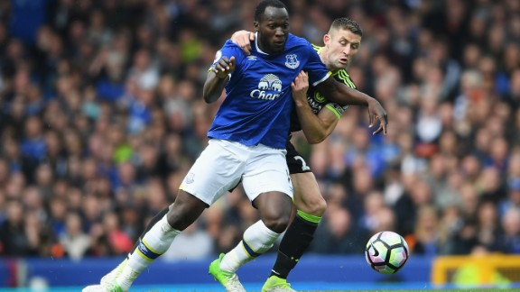 Although Romelu Lukaku looked destined to re-sign for Chelsea following the end of the 2016/2017 season, the Belgian forward instead opted for a reunion with Jose Mourinho at Old Trafford, as Manchester United look to challenge for the Premier League. Lukaku, 24, was a key component of Everton's success last season, guiding the Toffees to fifth having scored 40% of the side's Premier League goals.