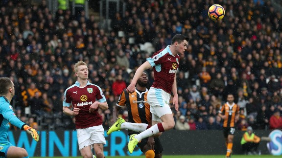 Manchester United academy graduate Michael Keane was key to Burnley's success in his three seasons with the club, and joins Everton in the hope of filling the hole that Manchester City center back John Stones left when he departed Goodison Park in 2016. Keane won 136 aerial duels over the course of last season.