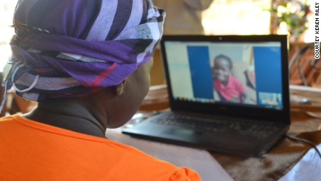 A Skype conversation changed everything for Namata, for her birth mother in Uganda and for her adoptive family in Ohio.