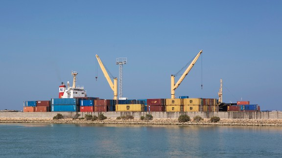 The port development could improve Somaliland