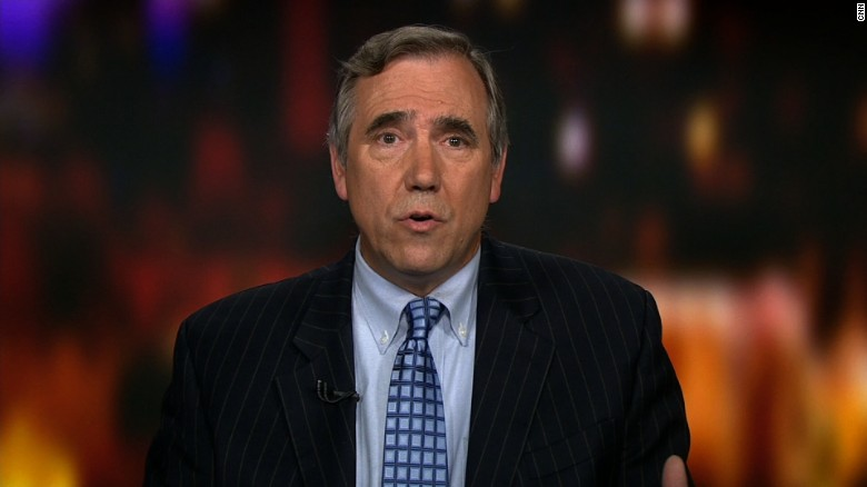 Merkley: Meeting was absolutely smoking gun