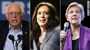 Democratic anxieties over 'Medicare for all' kick off first 2020 primary fight