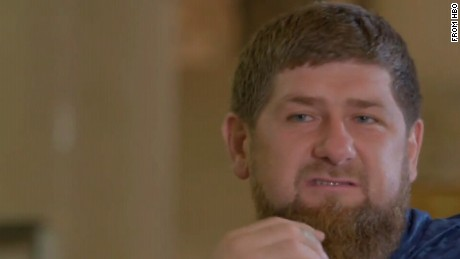 Chechen leader: no gays here - but if there are, download them