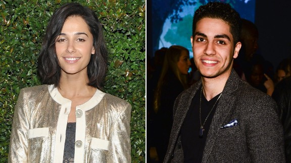 """Naomi Scott and Men Massoud have been cast to star in """"Aladdin."""""""