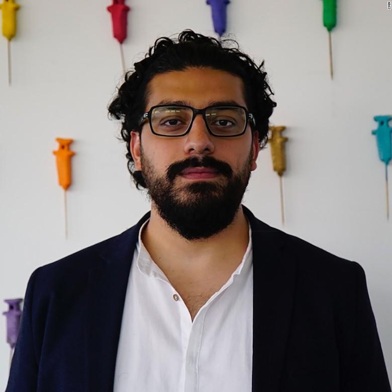 Khaled Rawas