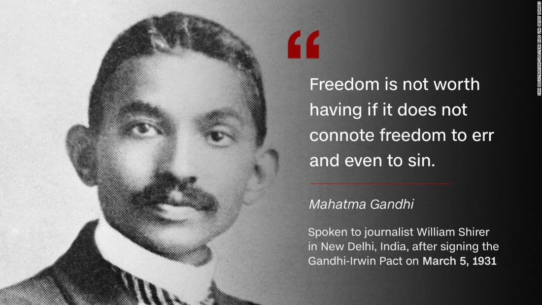 Gandhi Quotes On Peace Interesting Mahatma Gandhi 'Soldier Of Peace'