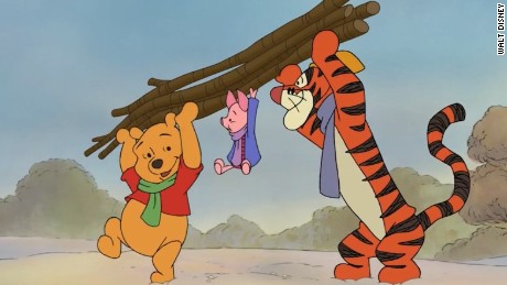 China cracks down on 'Winnie the Pooh'