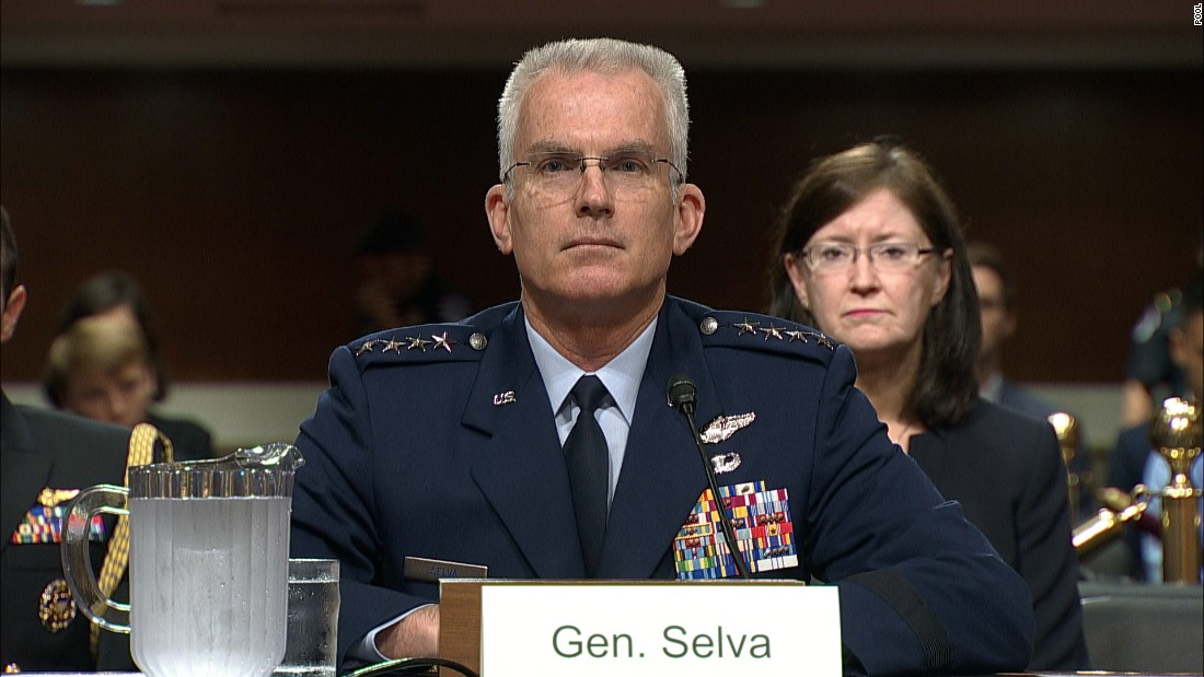 Retired top general who advised Trump is among nearly 500 national security experts endorsing Biden – CNN