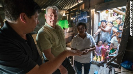 Al Gore battles on in 'An Inconvenient Sequel'