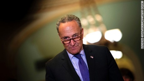 Schumer: Democrats' top priority is health care, not Russia
