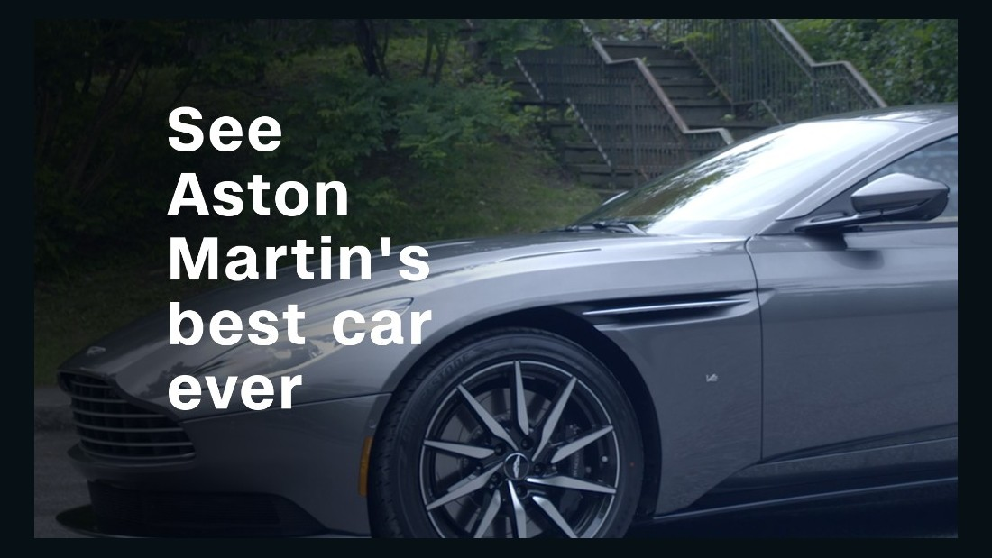 Is This The Best Aston Martin Ever?   CNN Video