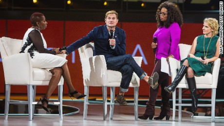 "Rob Bell took part in Oprah Winfrey's 2014 ""The Life You Want Weekend""  in Seattle."