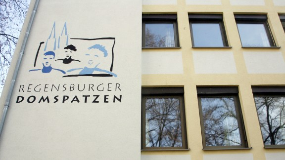 The boarding school of the famed Domspatzen choir taken in 2010.