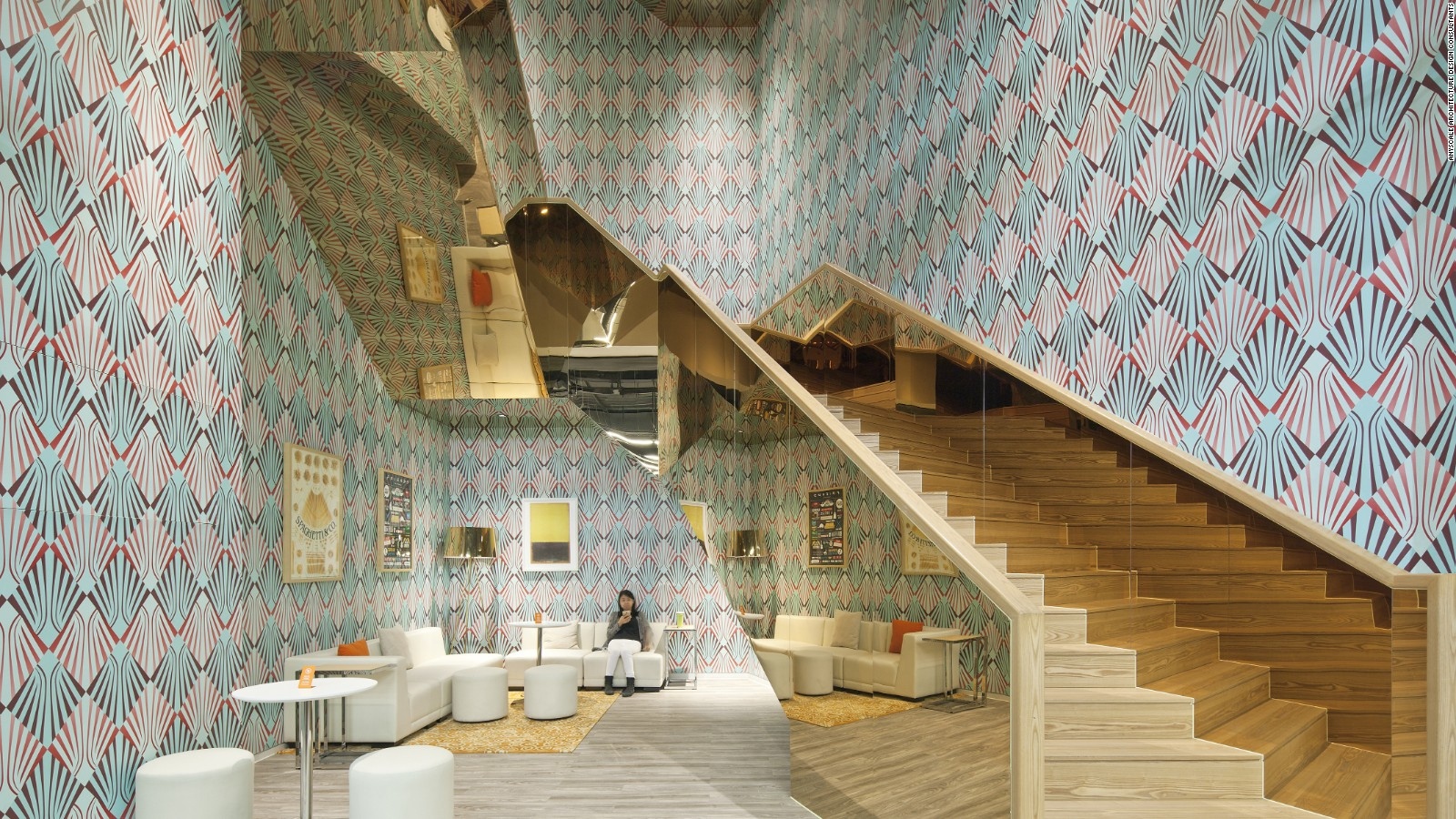 China Dominates World Interior Of The Year Shortlist   CNN Style