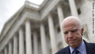 John McCain and the power of forgiveness
