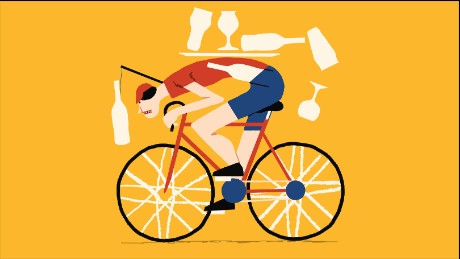 Domestique Tour de France graphic