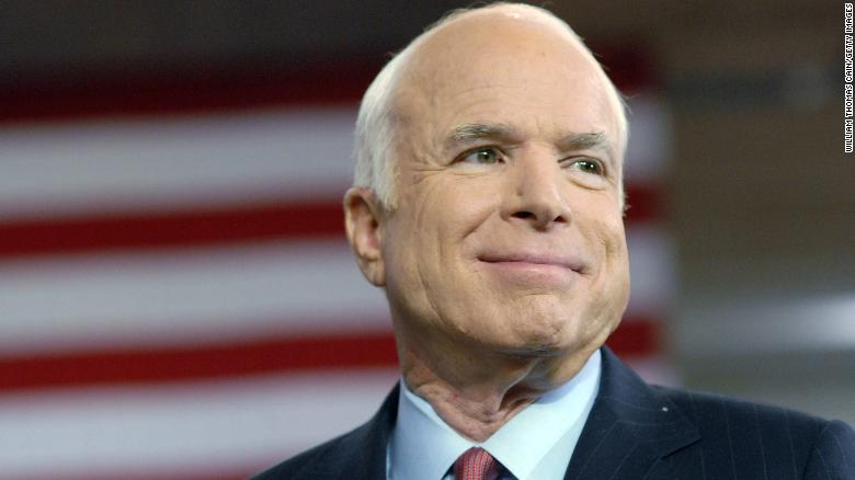 McCain returning to Senate for critical vote