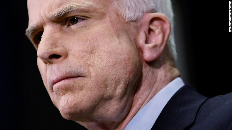 What are McCain's treatment options?