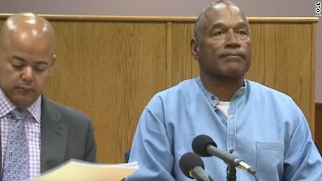 O J  Simpson granted parole: 'I've done my time' - CNN