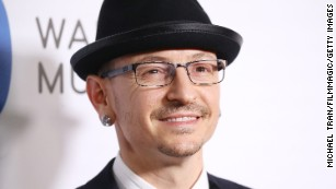 Linkin Park singer Chester Bennington dead at 41