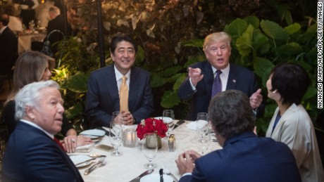 White House: Trump no longer expected to host Japanese prime minister