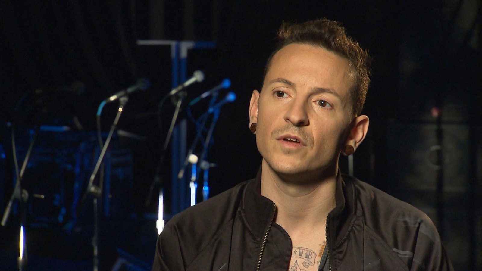 Linkin park singer on his past drug use 2009 cnn video stopboris