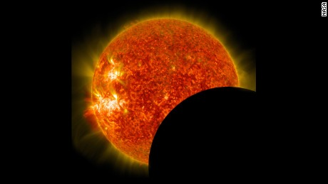 What the eclipse will look like in your backyard