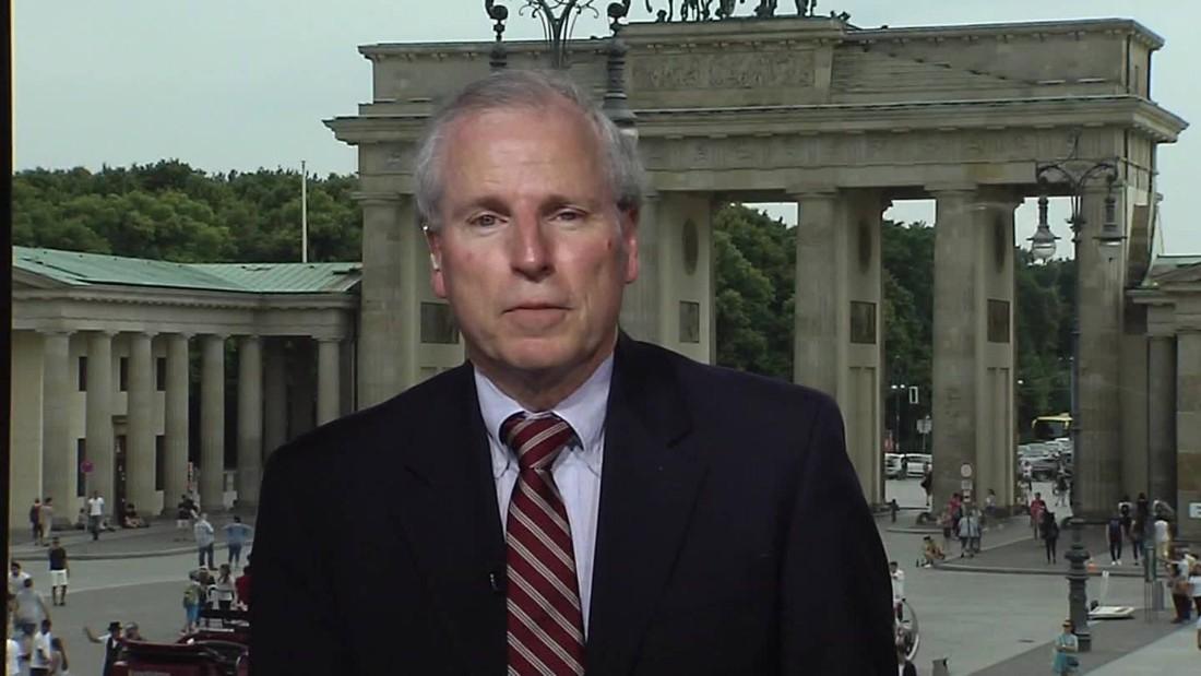 Former Us Ambassador Assad Will Stay In Power Cnn Video