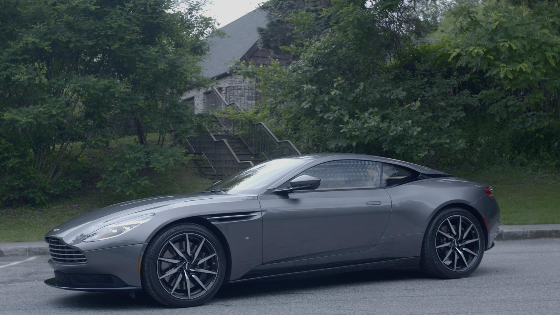 See The Best Aston Martin Ever   CNN Video