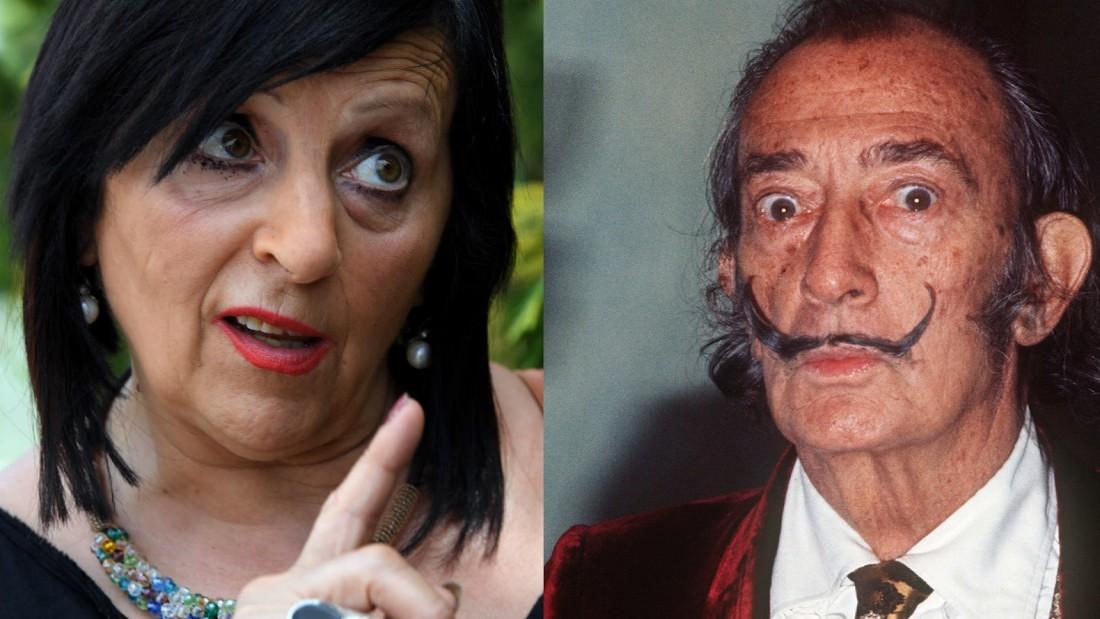 Salvador Dali: Woman is not Dali's daughter, DNA test reveals - CNN