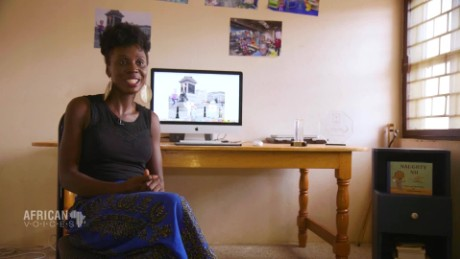 African Voices  The Ghanaian animator with charitable dreams B_00004215