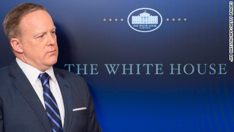 Sean Spicer announces he's writing a book